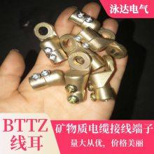 矿物质电缆接线端子 BTTZ电缆头 YTTW中间头 BTTYZ 氧化镁电缆接线端子