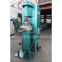 莱州昌龙供应SK 高性能高速不锈钢立式砂磨机 轴承式电动驱动化工驱动功率500KW容量3