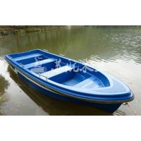 厂家定制玻璃钢 打捞船 游玩船 渔船