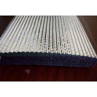 九纵复合橡塑板 铺地式橡塑材料 新型建筑防火材料