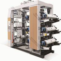 诺鑫牌 塑料袋印刷机 薄膜柔版印刷机 树脂版印刷