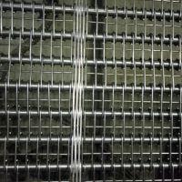 宁津正捷网链热销 耐高温网带 304不锈钢网带 食品挡边输送带厂家