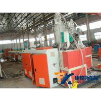 SJ90/120/150 16-1600共挤PP、PE管材生产线