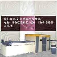 山东木工机械厂家直销 室内门移门设备 皮革软包硬包 吸塑机 木工