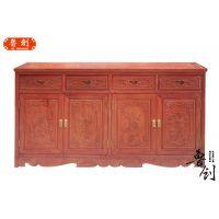 四门餐边柜定做红木家具、东阳成套红木家具批发、中国红木家具十大品牌、东阳木雕