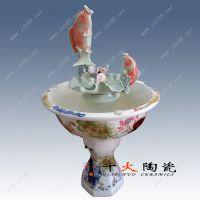 陶瓷室内喷泉批发 家居装饰品陶瓷摆件厂家