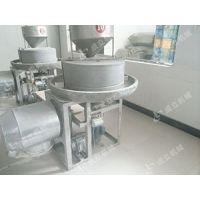 全自动双辊石碾 100型自动石磨面粉单机