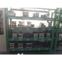 金利源货架_惠州重型模具货架_抽屉全开式仓储货架