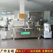 江苏徐州生产人造肉机器多少钱?哪里有蛋白肉机厂家?小型豆粕粉牛排豆皮机价格