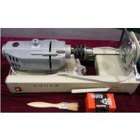 中西供应电动胶塞钻孔机/钻孔器/打孔器 型号:M233005