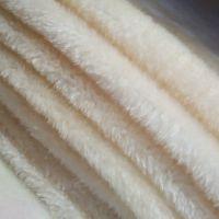 纬编涤纶96F 短毛绒 库存处理 割圈绒