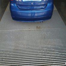 旺来洗车场格栅板价格 玻璃钢格栅厚度 盖板型号