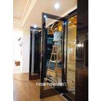 深圳玻璃门 地弹簧玻璃门办公室玻璃门 酒店玻璃门玻璃隔断