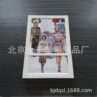 大千塑料定制 ABS材质边框PVC面板广告框33*22仿大理石厂家直供