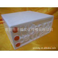 厂家提供加工定制正方体亚克力陈列架 激光切割制品