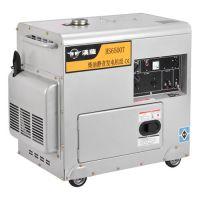 5千瓦静音柴油发电机价格