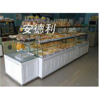 供应安德利(R8)欧式抽屉面包柜 面包展示柜定做