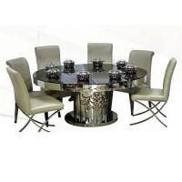 海德利厂家直销实木餐桌椅价格烧烤火锅桌专业定做网吧桌椅二手餐桌餐椅白胚批发代理