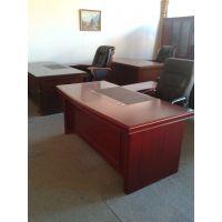 办公家具时尚大气老板桌 大班台经理桌办公桌主管桌简约现代