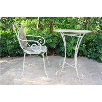 户外桌椅套件广西宾阳县汉马家居工艺品有限公司铁艺仿古桌椅