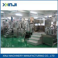 厂家定制药品真空乳化机,真空乳化机机组设备