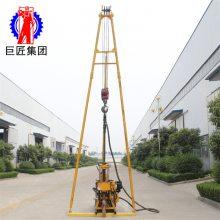 华夏巨匠HZ-200Y液压水井钻机 200米打井机价格 回转式钻井机工厂