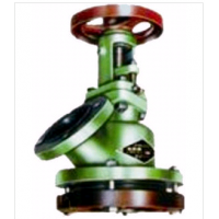 供应-不锈钢搪玻璃放料阀-HG5-16-79玻璃放料阀-金口阀门
