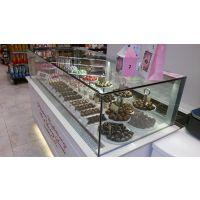 广州厂家供应安德利保修一年B5带抽屉环保节能直角卧式巧克力保鲜展示冷藏柜