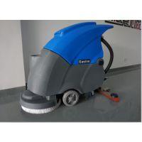 电瓶式洗地机报价清洗大理石地面用依晨手推式洗地机YZ-50