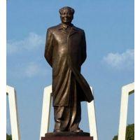 广东原著雕塑厂家供应铸铜人物雕塑 毛主席雕像 名人铸铜雕像