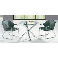 供应玻璃圆桌,休闲桌,美观实用,宜家风格