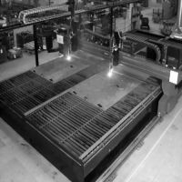 BL-9090台式等离子金属切割机 自动化程度高 操作简单 安装方便 人机界面