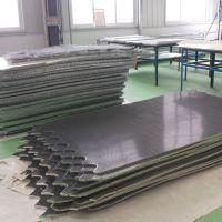 国森机械制造塑料铝纸蜂窝芯拉伸成型机