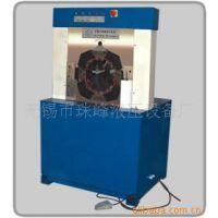 珠峰品牌KBX-200超薄型自动扣管机 压管机 扣压机 缩管机 锁管机