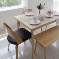 中山沃尔美供应时尚耐用弯曲木桌椅组合 ,弯曲木加工。