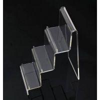 3层钱包展架 装饰品工艺品展示架 男女银包陈列架饰物架 亚克力