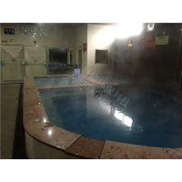 澡堂桑拿热水恒温循环处理设备