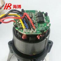 24V35W无感智能水泵驱动板,无感智能水泵驱动方案