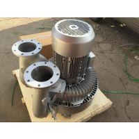 冠克旋涡气泵 2BH1943-7GH27 15KW 粉体输送 污水处理曝气