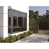 合德豪门窗,欧韵精品系列65推拉窗、铝合金门窗十大品牌