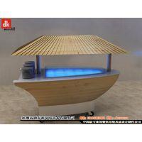 迪克森自助餐台定制餐厅个性设计 布菲台自助餐桌子多功能