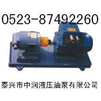 CCB柴油泵(泰兴中润液压)