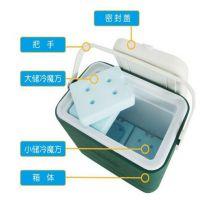 北京九州供应冷冻血浆运输箱|急救血浆冷藏箱厂家