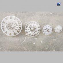水处理设备多面空心球 海水淡化50空心球一立方用多少个 【河北华强】