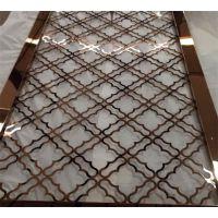 供应档张浦304拉丝不锈钢屏风、不锈钢屏风镀铜、不锈钢屏风隔断生产加工