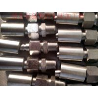 供应大量液压胶管接头、金属软管接头,备有大量现货,量大从优!