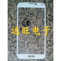 适用于维修三星S5手机钢化玻璃触摸屏盖板 samsung9600外屏幕镜面