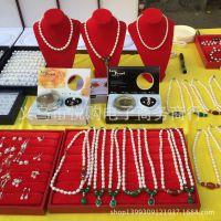 火爆畅销地摊产品北海珍珠项链串链跑江湖 热卖天然珍珠饰品