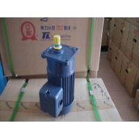 台湾东力电机PF28-0400-15C单相立式400W减速电机