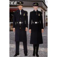 新款保安服套装长袖套装物业小区保安工作服